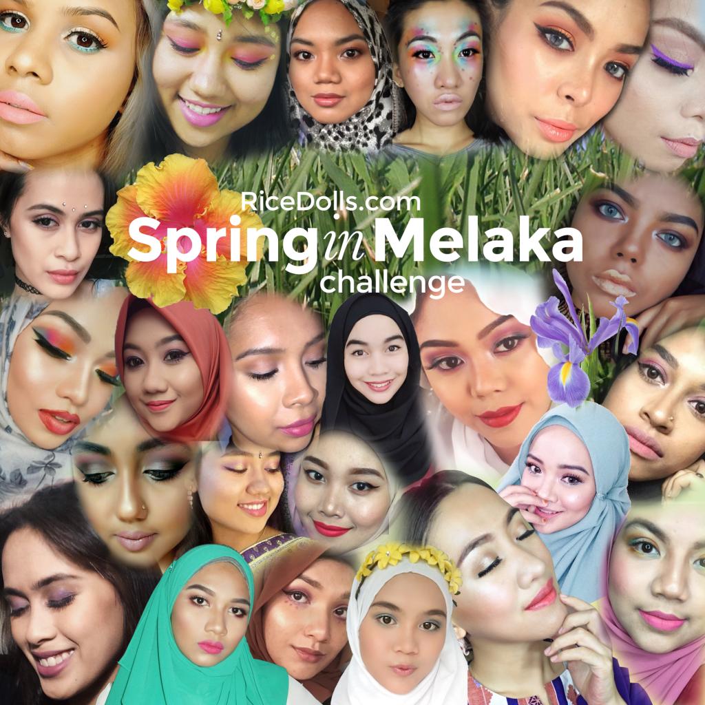 Spring in Melaka challenge