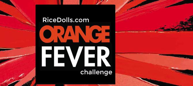 #OrangeFever challenge