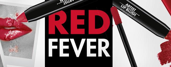 #RedFever challenge
