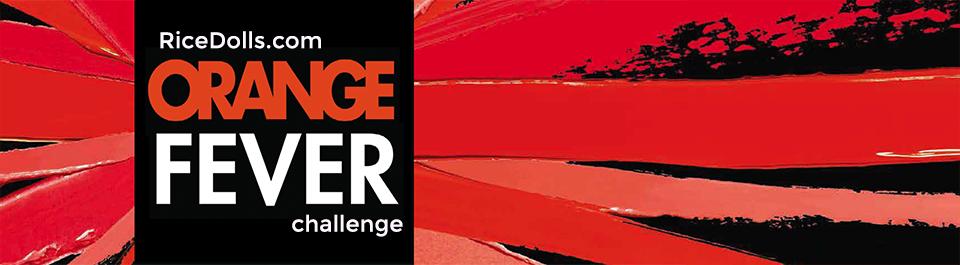 #OrangeFever
