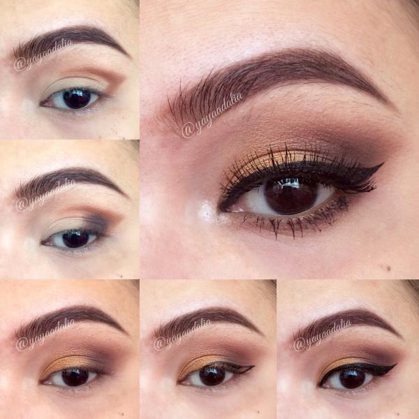 Smokey eye makeup tutorial for beginners